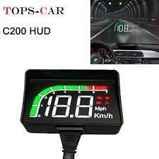 <b>GEYIREN Newest HUD</b> C200 A100S Car Head Up Display ...