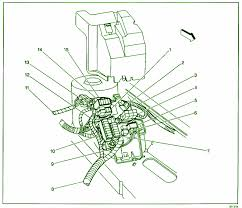1994 panel fuse diagram suzuki swift