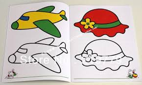 619x371 kid drawing book coloring book kids theme 1 csp11518262 funny