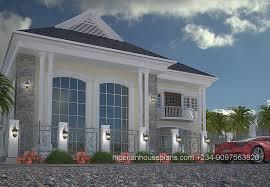 nigerian house plans 5 bedroom duplex 4