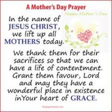 Christian Mother\'s Day Quotes Best of Religious Mothers Day Poems