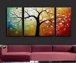 3 piece abstract art tree of life painting canvas painting large oil painting on canvas wall art tree of life with 3 piece abstract art tree of life painting canvas painting large