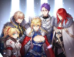 the pillars of camelot lancelot berserker lancelot saber lancer a