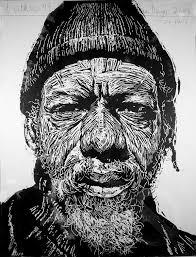 Image result for most famous lino print artists   Создание гравюр и  эстампов, Портрет, Линогравюра