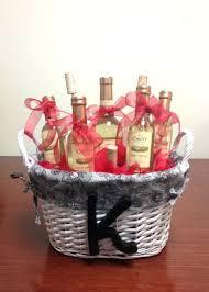 holiday wine gift baskets wine gift basket ideas wine gift basket made it for my friend holiday wine gift baskets
