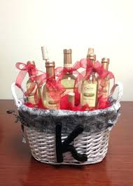 holiday wine gift baskets wine gift basket ideas wine gift basket made it for my friend holiday wine gift baskets
