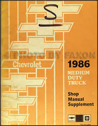1986 chevrolet and gmc medium duty c50 c60 c70 gas wiring diagram related items