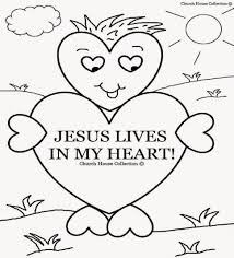 Sunday School Coloring Pages Printable Beautiful Printable Sunday ...
