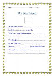 my best friend writing this is why you re my best friend   best friend descriptive writing of a friend essays