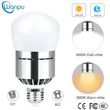 sensor light bulb socket led