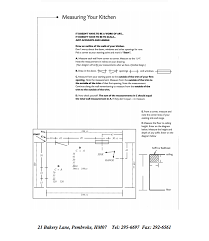 How To Measure Your Countertops. Quick Quote Measuring Your Kitchen (blank  Copy)