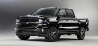 chevrolet trucks 2017. Wonderful 2017 2016 Chevrolet Silverado Z71 Midnight Edition 001 For Trucks 2017