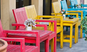 recycled pallet patio furniture. fun ideas for environmentally friendly recycled pallet patio furniture