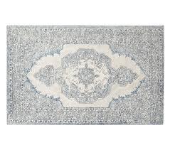 rachel ashwell shabby chic blue rug