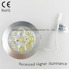 12v Recessed Led Lights China 12v Recessed Led Cabinet Light China Recessed Led