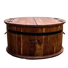 round wood coffee table for quality wooden and furniture large coffee tables with storage uk