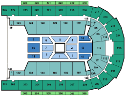 Caesars Atlantic City Venue Seating Chart Seating Charts Boardwalk Hall