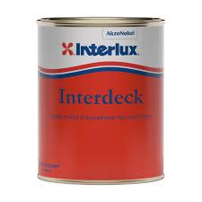 Interlux Interdeck Polyurethane Non Skid Deck Coating
