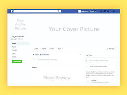 facebook template timeline free cover