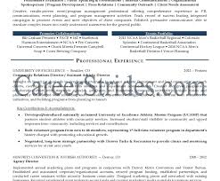 Contemporary Media Relations Manager Resume Gift Documentation