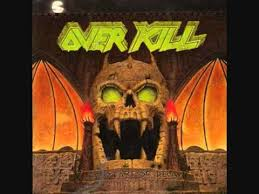 <b>Overkill - The Years</b> Of Decay | Album cover art, Metal albums ...