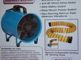 ventilation fan hose