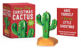 Christmas Cactus Light Up Teeny Tiny Christmas Cactus It Lights Up Rp Minis