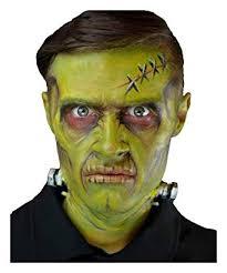amazon ovedcray costume series deluxe frankenstein fx makeup kit clothing