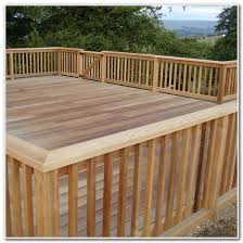 deck railing ideas. Unique Railing Wood Deck Railing Ideas Decks Home Decorating WlVEaAoV0Q In 7 For S