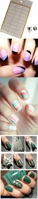 The 25+ best Tape nail art ideas on Pinterest | Tape nail designs ...