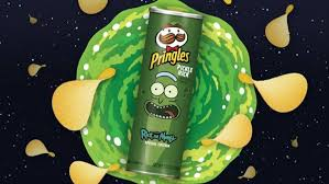 <b>Rick And Morty</b> Team Up With Pringles For <b>Pickle</b> Rick Flavour ...