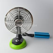 mini desk fan. Contemporary Desk USB Mini Desk Fan Small Oscillating Adjustable AA Battery Or Power  Supply 2 Level Speed Free Shippingin Gadgets From Computer U0026 Office On  On N