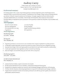 Purchasing Agent Resumes Resume Template Pdf Procurement Resumes Show Sample Marketing And