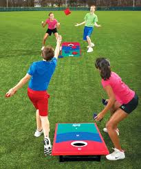 bean bags baggo bean bag toss kids playing beanbag toss game durable for outdoor use