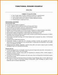 Resume Overview Examples Beautiful 51 Luxury Resume Summary