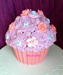 Pin Giant Cupcake Cake Pan Cake On Pinterest