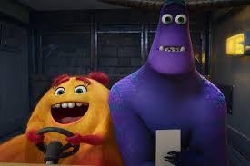 Ben Feldman on entering the Pixar world ...