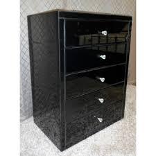 vegas white glass mirrored bedside tables. VEGAS Black Glass Mirrored Bedside Tables Dresser \u0026 Tallboy Package Vegas White I