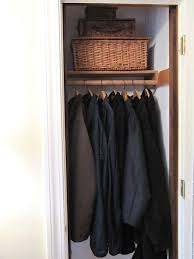 here s the quick transformation for you to change a closet to a food pantry or any storage actually