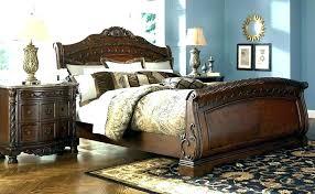 mahogany sleigh bed king size – tajgai.info