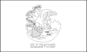 Small Picture Colouring Book of Flags United States of America