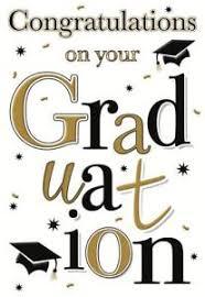 Congratulations On Your Graduation Greeting Card 5033833246012 Ebay