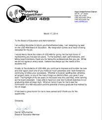 Relocation Resignation Letter Sample Hvac Cover Letter Sample
