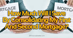 second mortgage loan calculator second mortgage calculator refinance consolidation to save