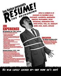 Resume Writing: How Creative Should You Be? – Robin To The Rescue