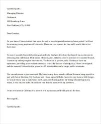 5+ Maternity Resignation Letter Samples, Examples, Templates ...