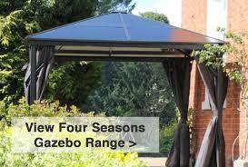 four seasons gazebo outdoor rooms
