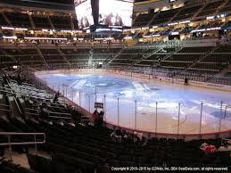 Ppg Paints Arena Row Chart Ppg Paints Arena View From Lower Level 120 Vivid Seats