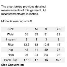 Alexander Wang Size Chart Final Sale T By Alexander Wang Black Shorts