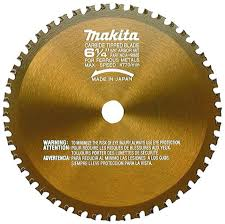 makita a 90691 6 1 4 56t carbide metal cutting saw blade